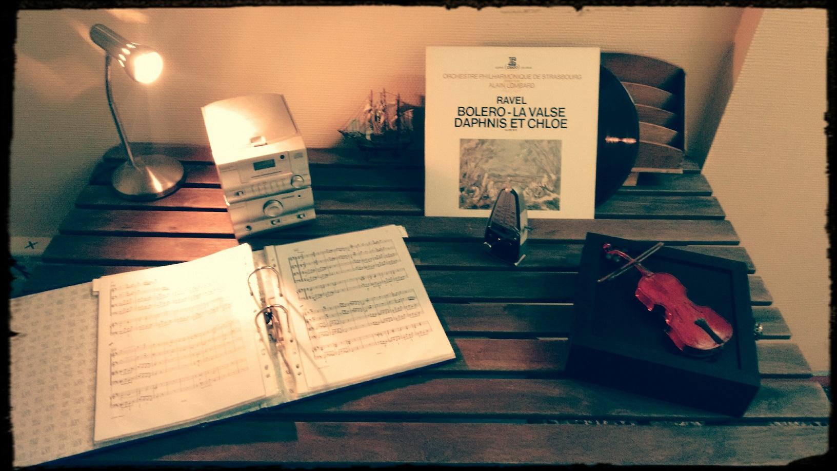 Atelier du musicien